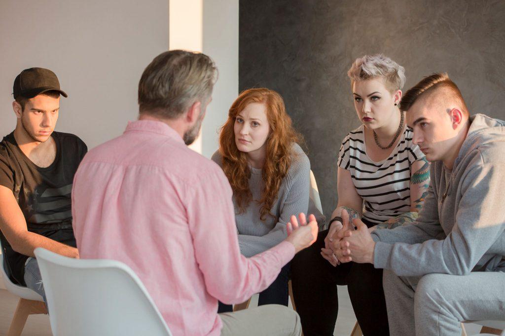 Alcohol rehab psychotherapy done the right way at Searidge