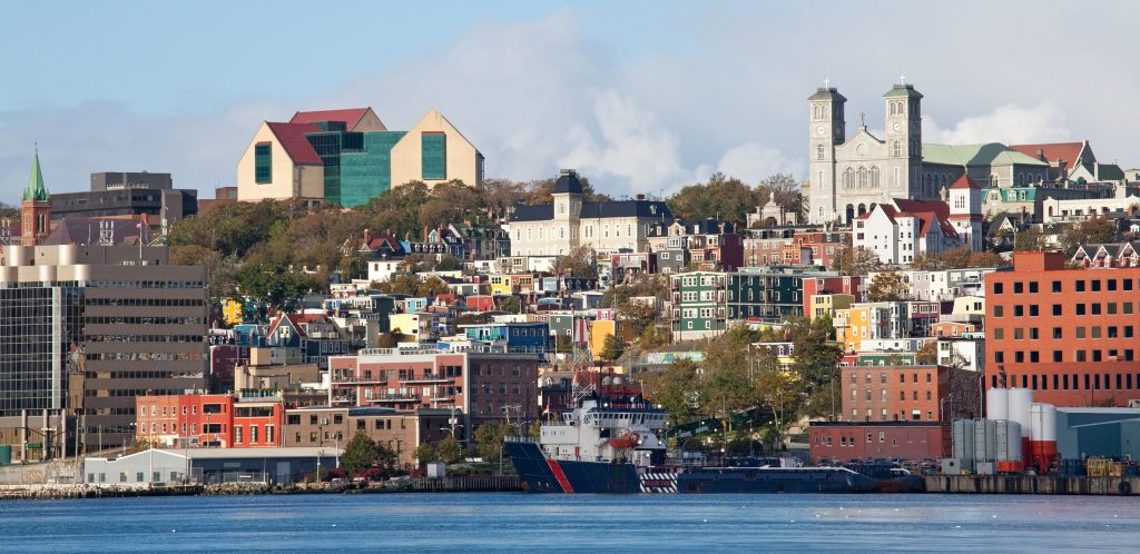 Alcohol addiction research is showcased in a beautiful nova scotia urban environment