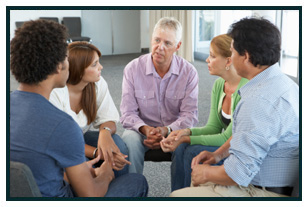 Alcohol rehab offers small intimate group therapy sessions to foster empathy and care in an environment that is supportive and non-judgemental.
